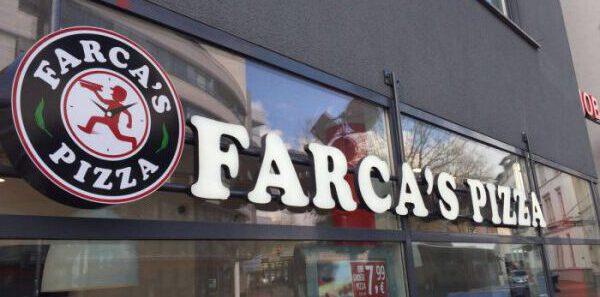 Farca's Pizza