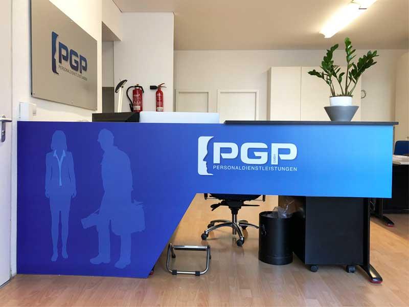Digitaldruck PGP Personaldienstleistung